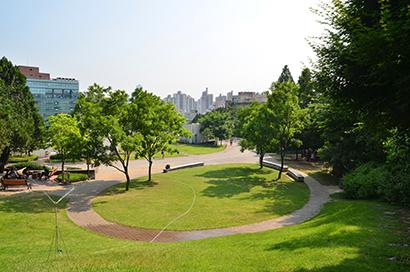 Loyola Garden